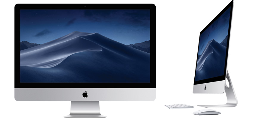 iMac 21-inch and 27-inch available at DEViCELAND.