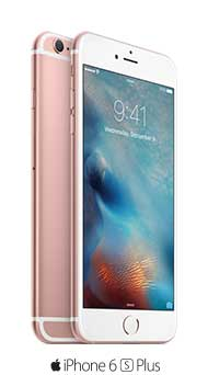 Apple iphone 6s Plus is available